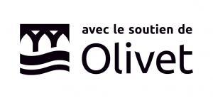 Logo olivet assos soutien noir